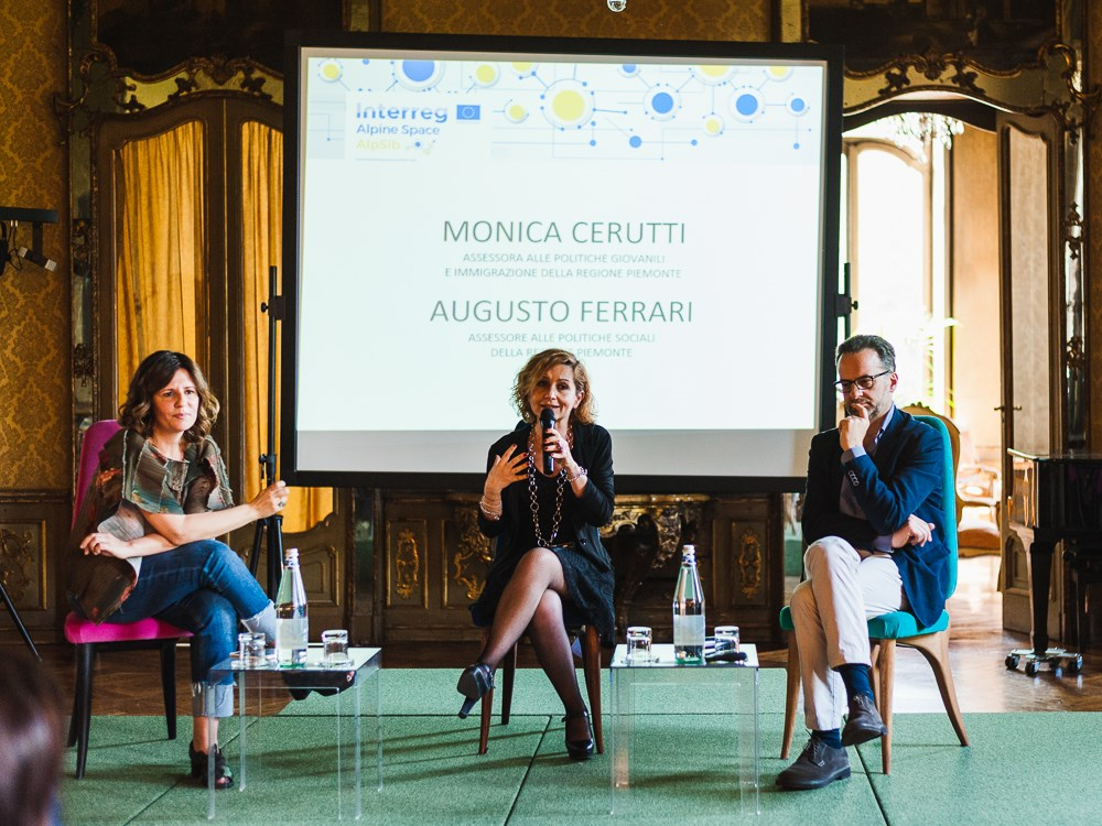 Engaging event Torino